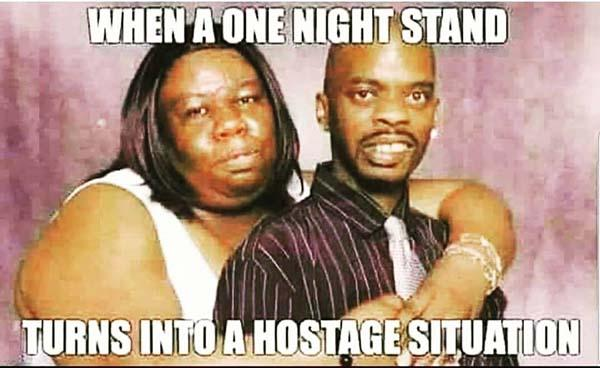 hostages situation...