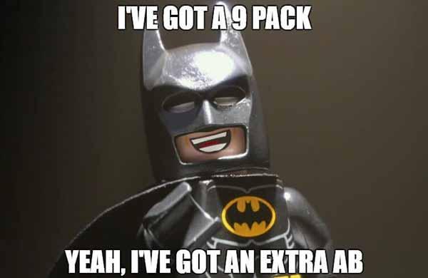 lego batman meme i've got a 9 pack