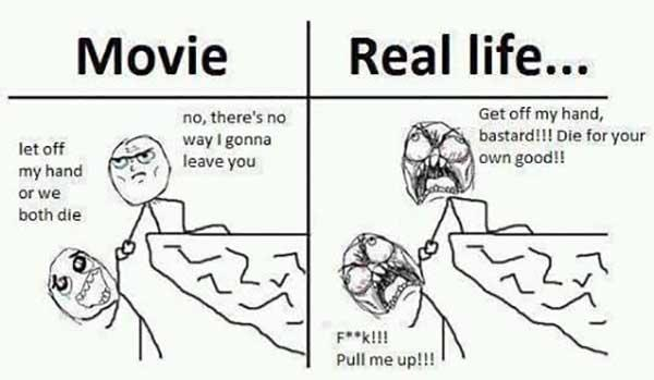 movie, real life... troll meme