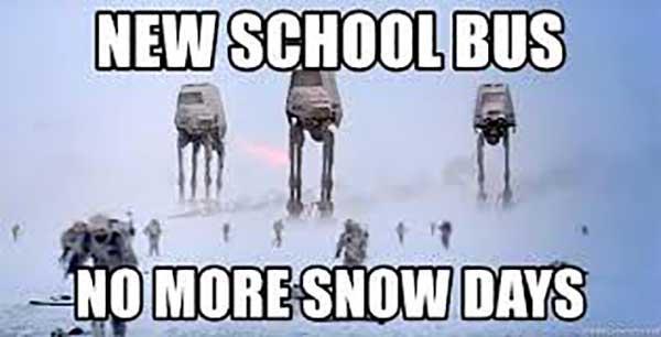 no more snow meme
