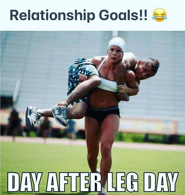 relationship goals after leg day