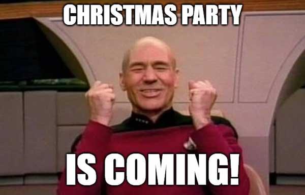 star trek christmas memes