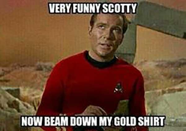 star trek red shirt memes funny