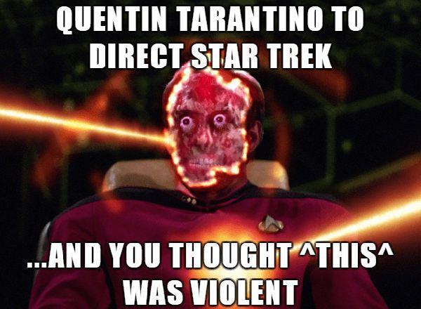 tarantino star trek meme