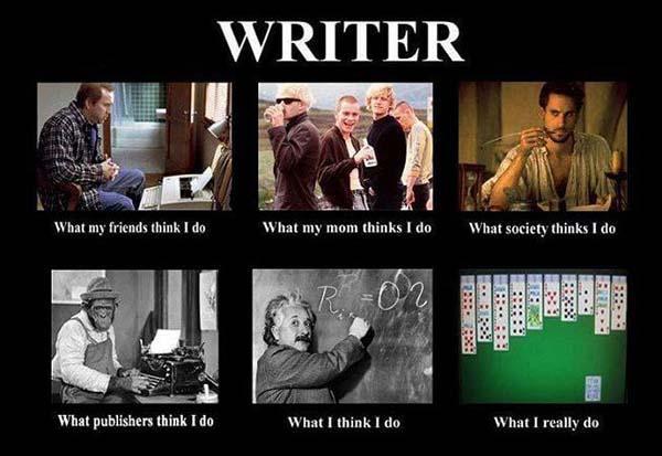 what i actually do meme writer