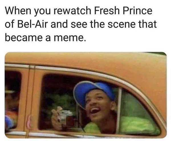 when you rewatch fresh prince of bel air...