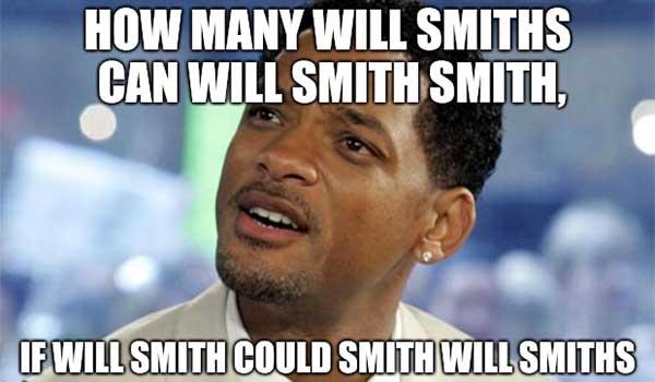 will smith meme confused