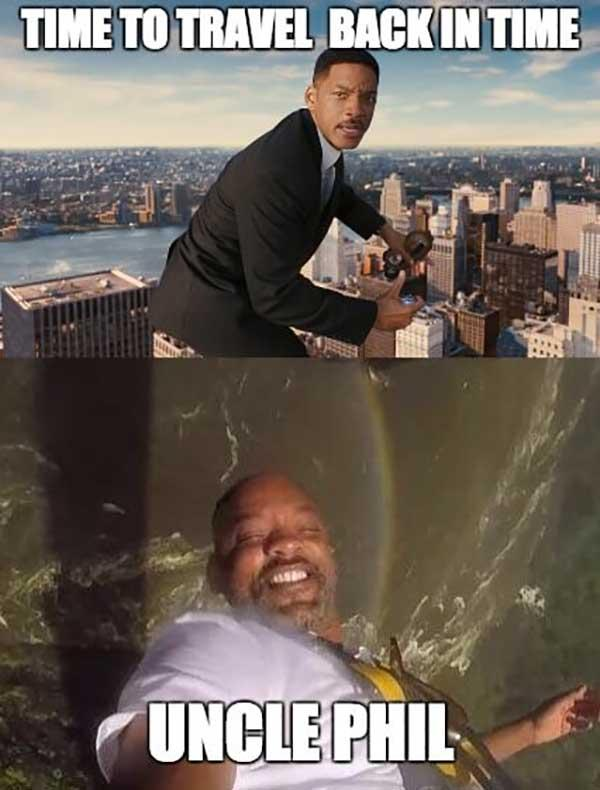 will smith uncle phil meme