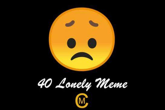 40 Lonely Meme