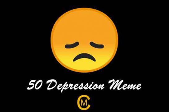 50 Depression Meme