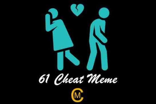 61 Cheat Meme
