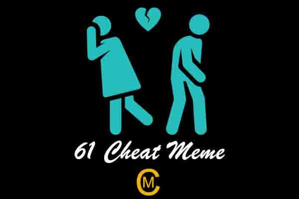61 Cheat Meme