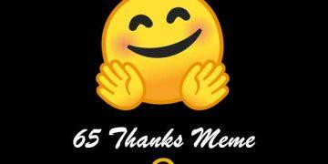 65 Thanks Meme
