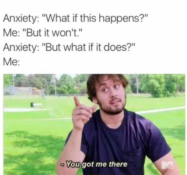 anxiety insomnia meme