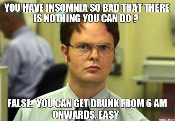 bad insomnia