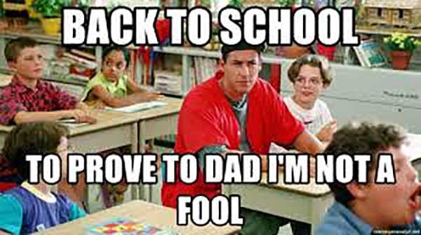 billy madison back to school meme