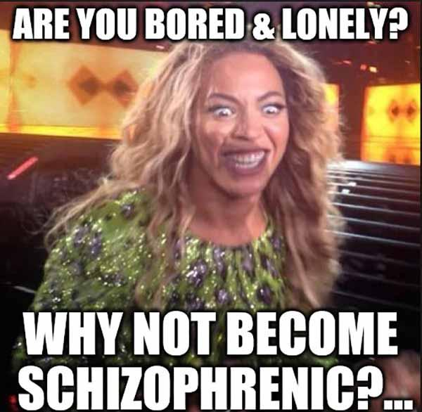 bored and lonely meme