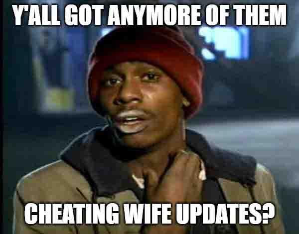 cheating wife memes