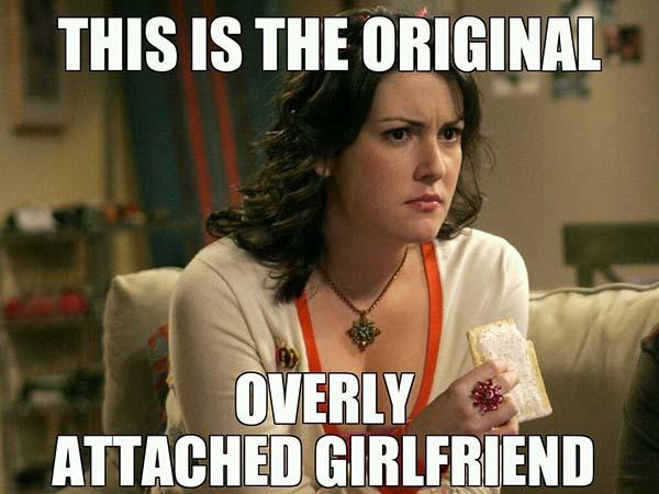 crazy girlfriend meme original