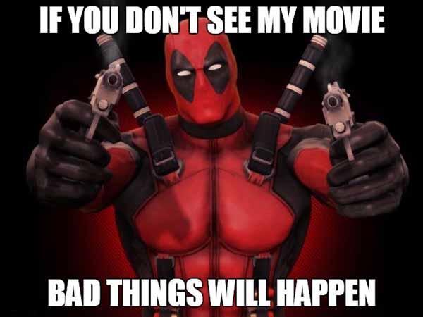 deadpool meme