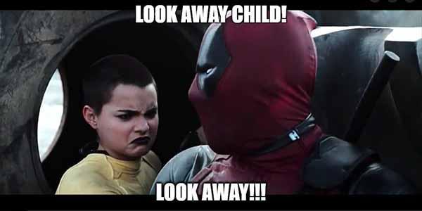 deadpool movie meme