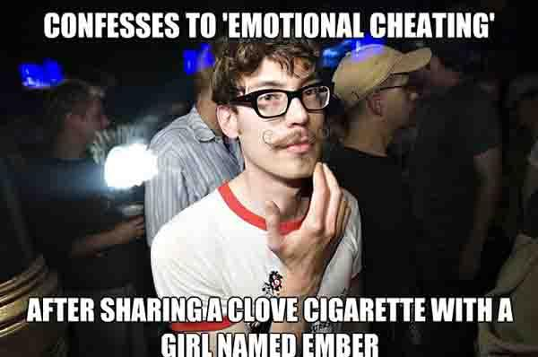 emotional cheating meme