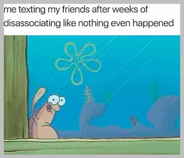 funny depression meme