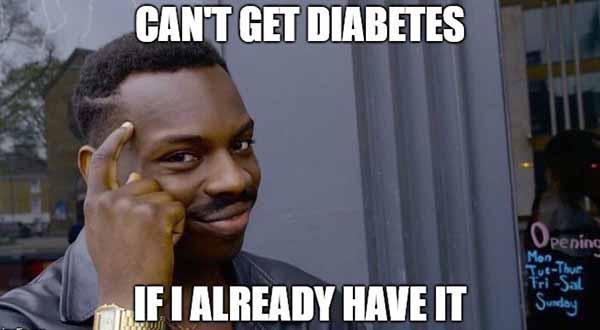 funny diabetes meme