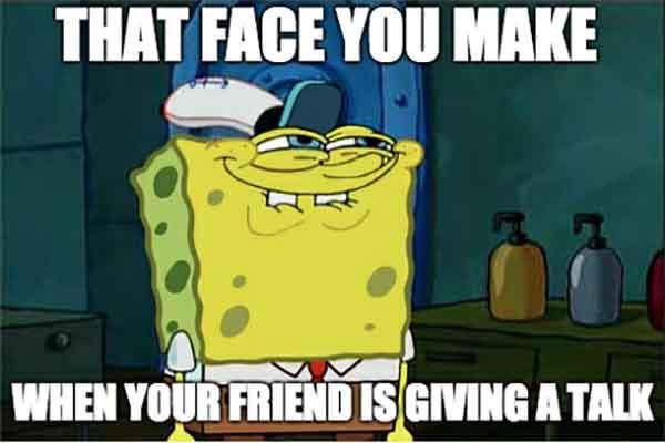 funny spongebob smile meme