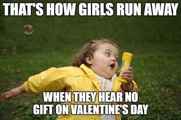 girl running meme