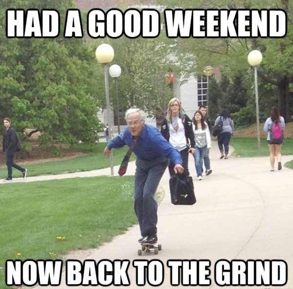 good weekend meme