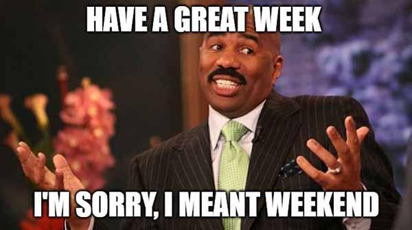 great weekend meme
