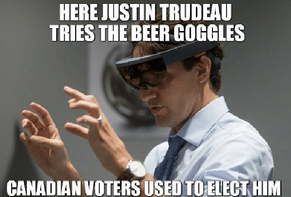 here-justin-trudeau-tries-the-beer-goggles
