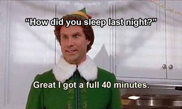 how did you sleep last night - insomnia meme