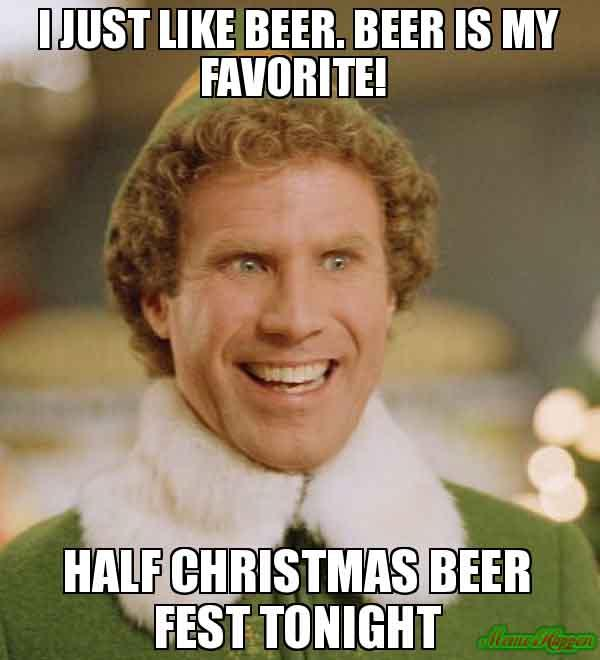 i just like beer meme