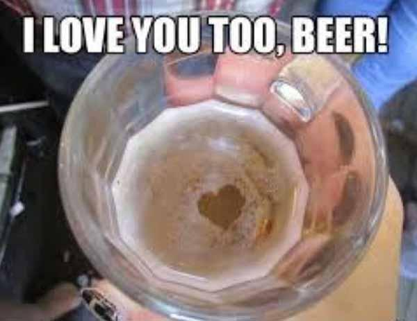i love beer meme