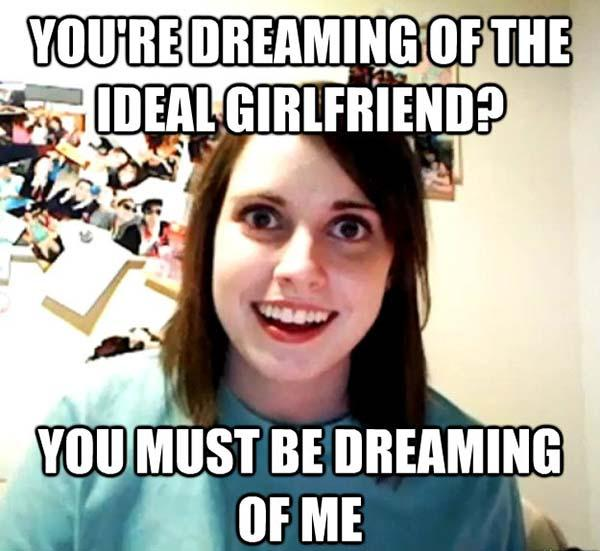 ideal girlfriend meme
