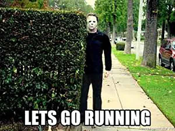 lets go running