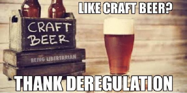 like craft beer