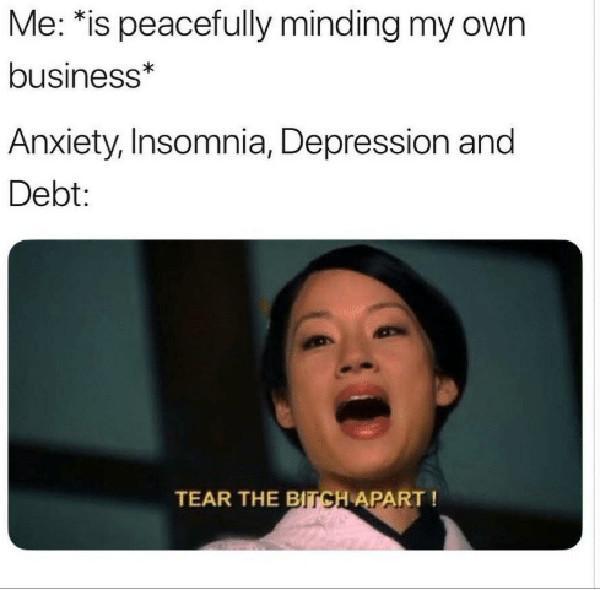 30 Funniest Meme About Insomnia Meme Central