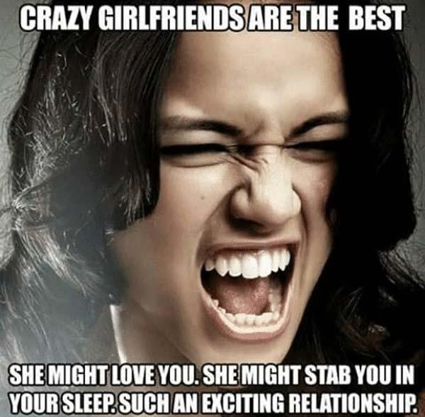 my crazy girlfriend meme