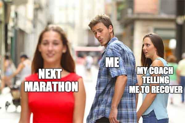 next marathon - running meme