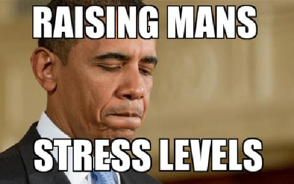 raising-mans-stress-levels-stress level meme