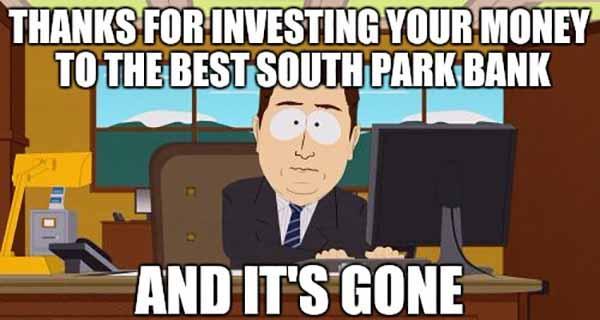 south park thanks meme