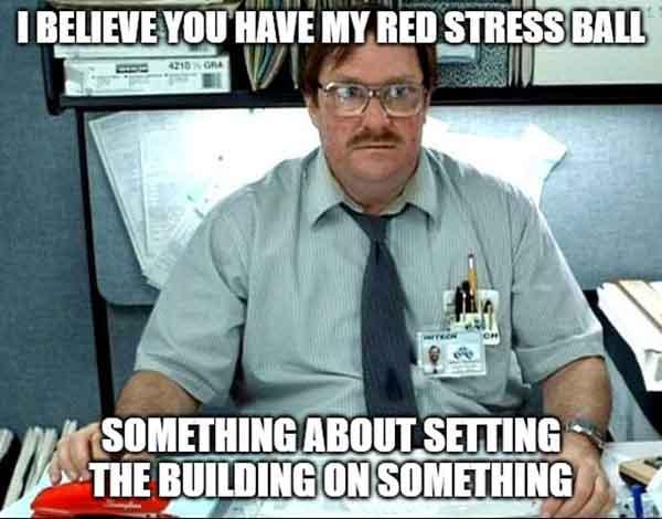 stress ball meme