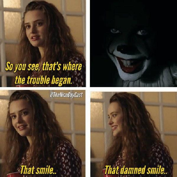 that smile memes