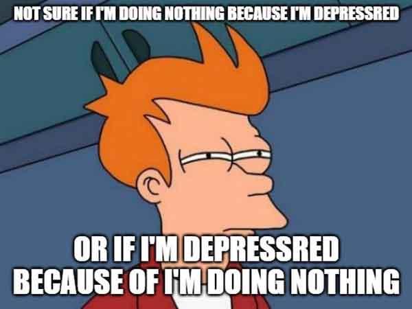 i have depression memes
