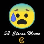 53 Stress Meme