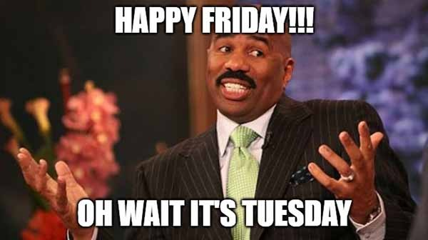 happy tuesday memes funny