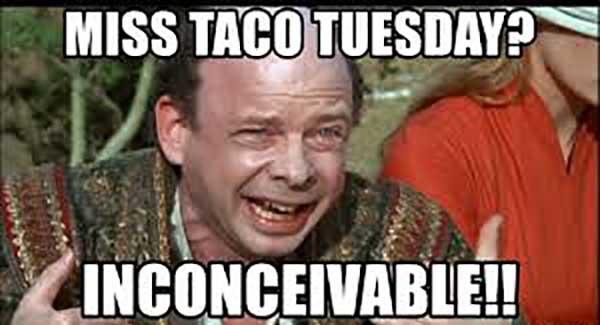 miss taco tuesday meme